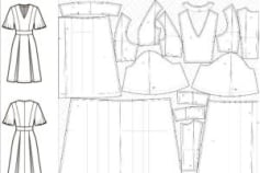 Pattern making and grading