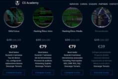 CS-Academy Courses