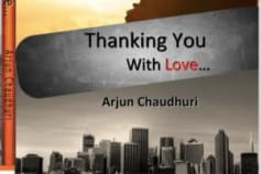 Book Cover - Thanking You With Love...