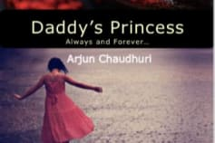 Book Cover - Daddy's Princess