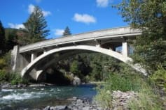 Storm Castle Bridge Strengthening