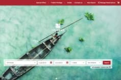 Trident Hotels (Website and Booking)