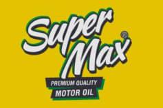 Super Max Motor Oil (packaging)