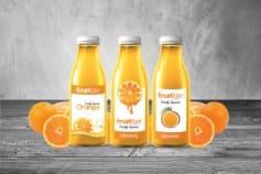 FRUITIGER | Juice Labels