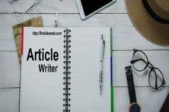 Research Writing, Blog Writing