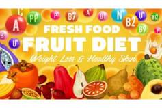 The Fruit Diet Plan