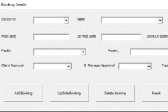 Employees Management Application