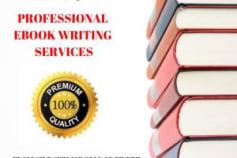 eBook Writing, Ghostwriting, Non fiction