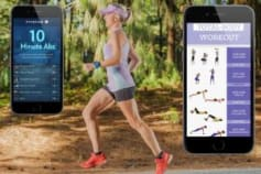 Fitness iOS and Android App