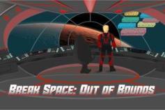 Break Space 2D break-out inspired game