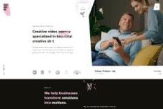 AngularJS Website (Squareme)
