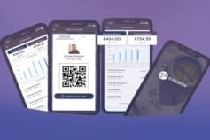 Ionic&Angular EuroPYM Card App