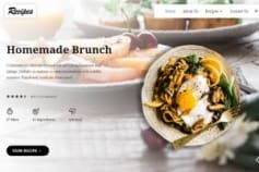 Cookery site