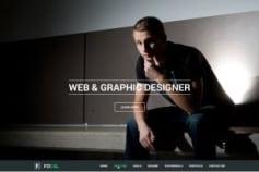 Graphic Designer Focal-resume- Website