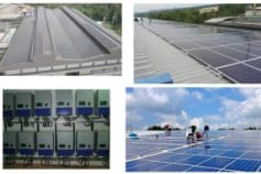 Large-scale Rooftop Solar