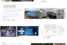 Off-grid Solar Collection
