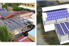 Rooftop Solar + 3D Model