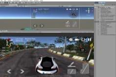Unity3D Car racing game
