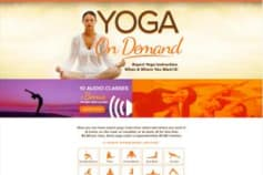 Yoga Website