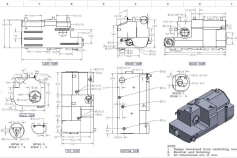 Manufacturing Drawings | Production drawings