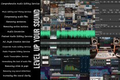 Audio Mastering And Mixing