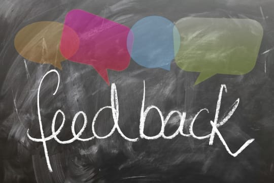 Get To Know Our New Feedback System!