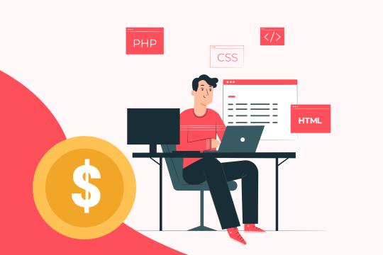 Average Cost of a Freelance Web Developer