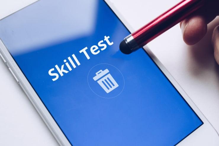 Removing Skill Tests from Guru