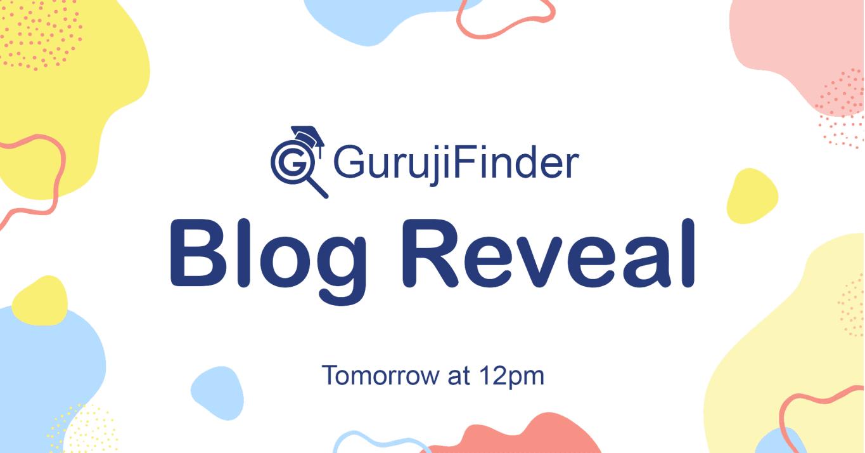 GurujiFinder Blog Launch Event