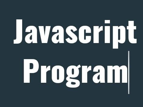 Reverse Number  Program JavaScript