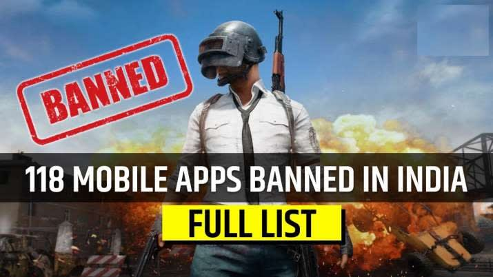 PUBG among 118 more mobile apps banned by Indian govt: Here's full list
