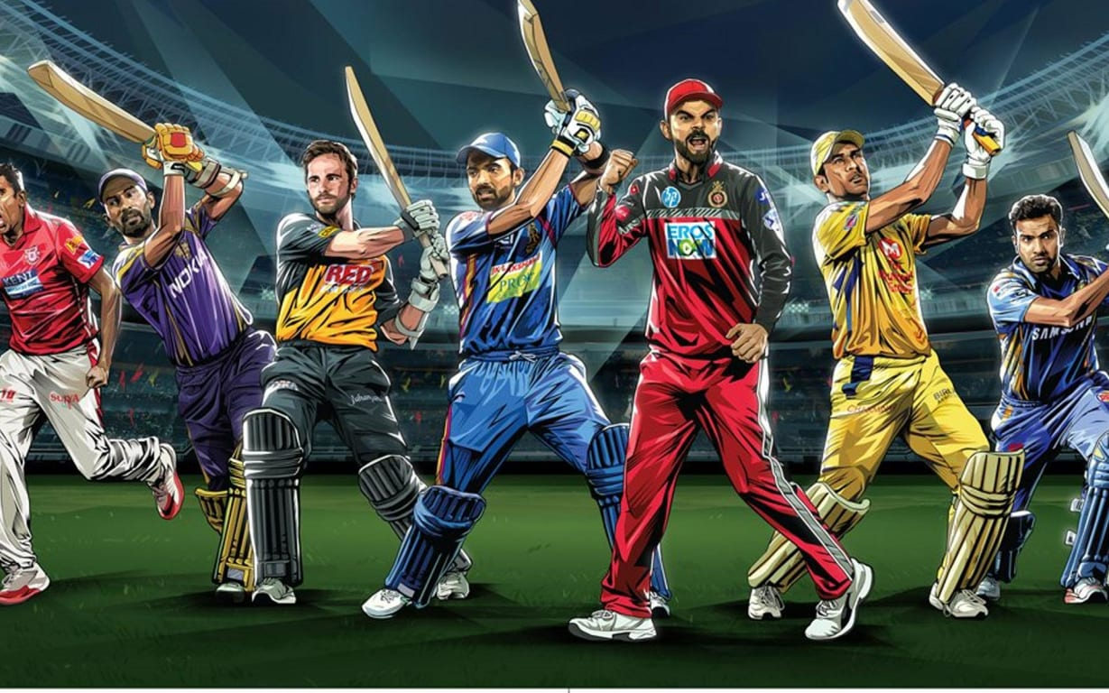 IPL 2020 UAE SHEDULE