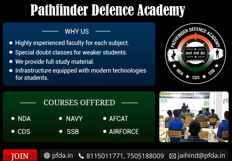 PATHFINDER DEFENCE ACADEMY – An Institute of Best Defense Academy in Lucknow