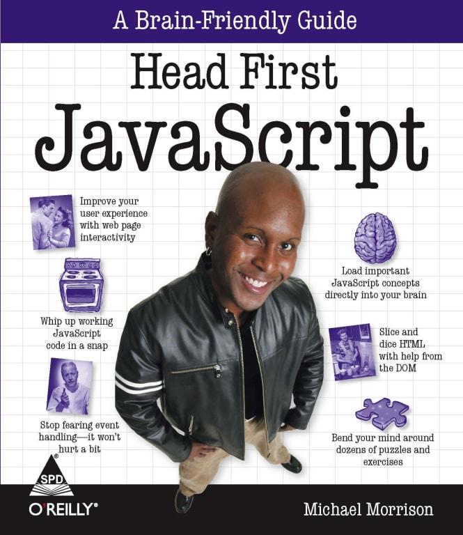 Head First JavaScript Book