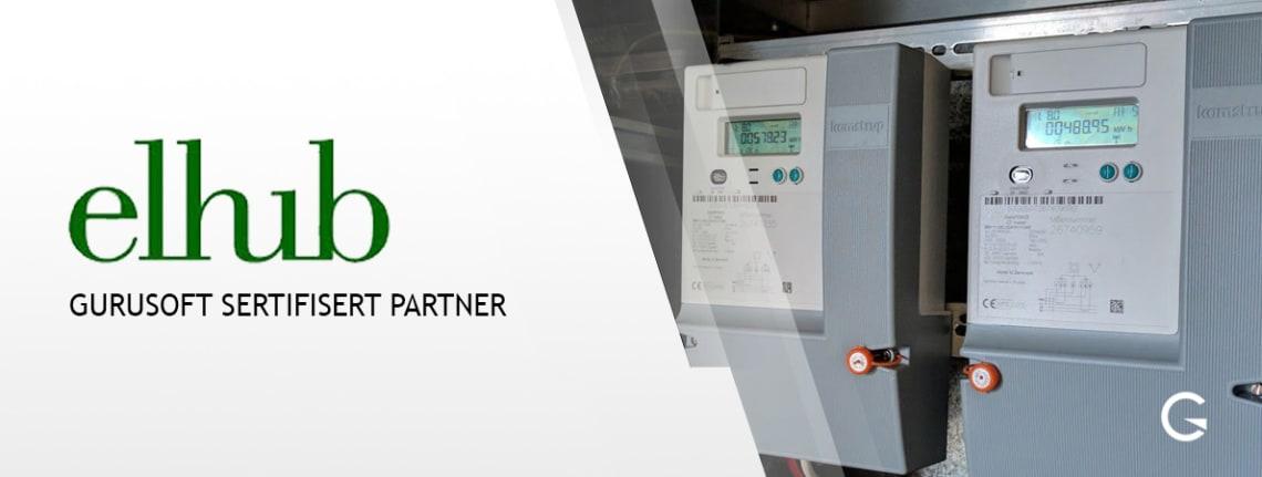 Gurusoft er sertifisert partner i Elhub-prosjektet
