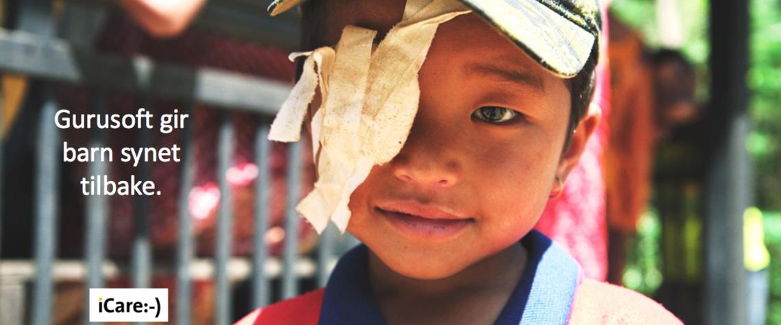 Gurusoft bidrar til at fattige får synet tilbake.