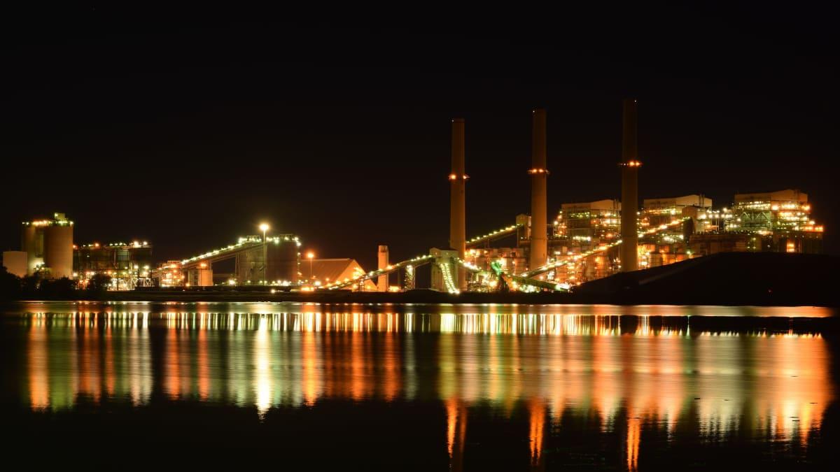 Industri og produksjon