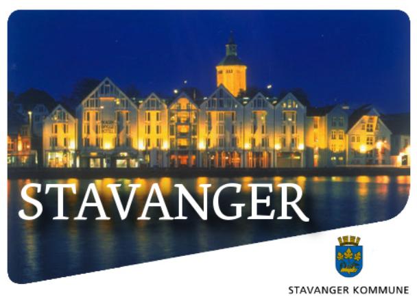 Stavanger Kommune med bilde av bygg