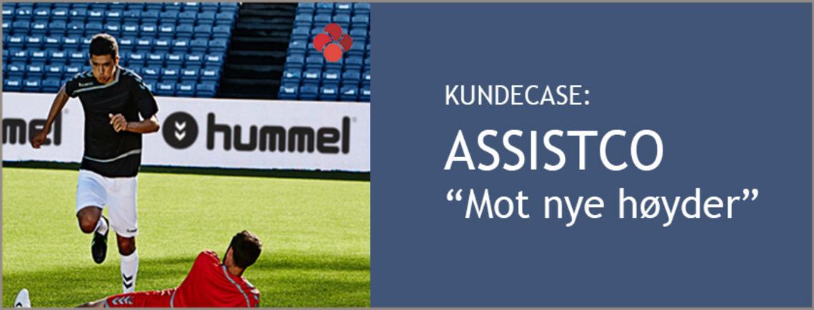 AssistCo – Hummel på nye høyder