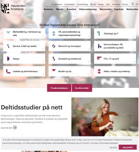 Kristiania Høyskolen