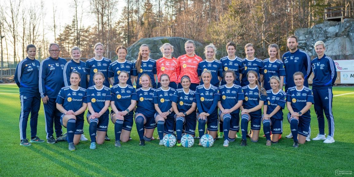 Nanset 1. divisjon kvinner