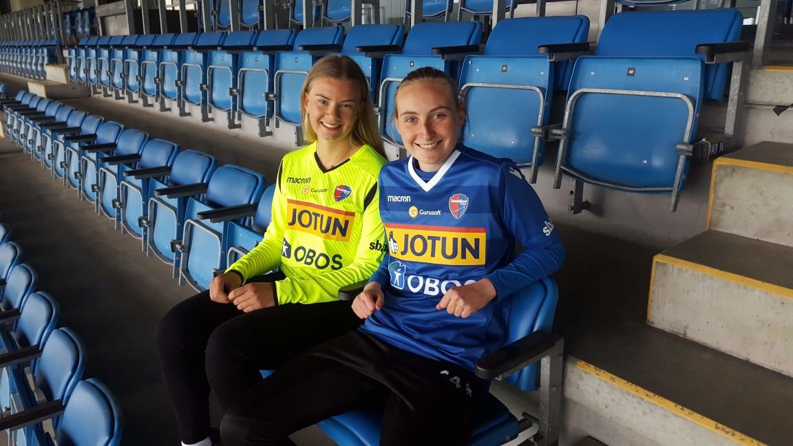 Et møte med Sandefjords fotballkvinner