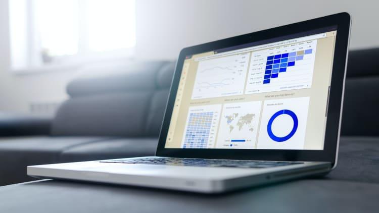 Hvordan få inn data fra Google Analytics til startsiden i adminverktøyet
