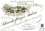 Scharzhofberger Riesling Auslese Goldkapsel (fruchtsüß)