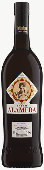 Sherry Cream Alameda (fruchtsüß)