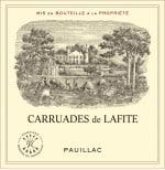 Carruades de Lafite Rothschild