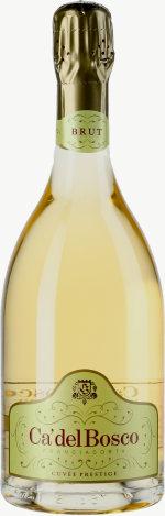 Franciacorta Cuvee Prestige Extra Brut Flaschengärung