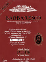 Barbaresco Asili Riserva 2014