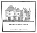 Chateau Haut Brion Blanc 1er Cru 2018