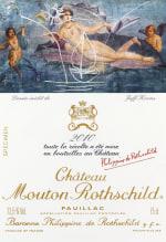 Chateau Mouton Rothschild 1er Cru 2010